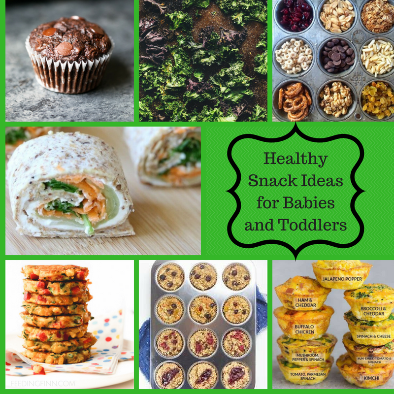 healthy snack ideas for babies and toddlers creating healthy eaters